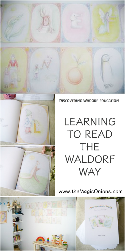 Learning to read the WALDORF way with The Magic Onions