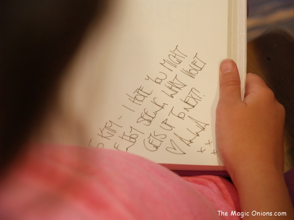 Reading in Waldorf Schools - Discovering Waldorf - www.theMagicOnions.com