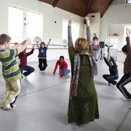 Discovering Waldorf : 100 Years of Eurythmy