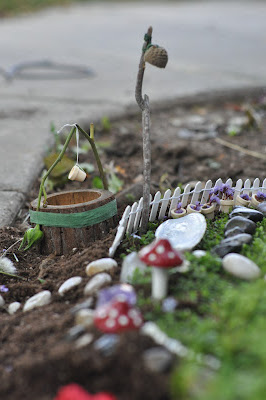 Winner Spotlight :: Fairy Garden Contest 2012