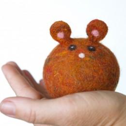 Pumpkin Mice and Butternut Bunnies