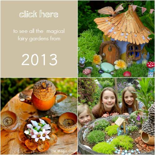 Magical Fairy Gardens :: www.theMagicOnions.com