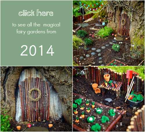 Magical Fairy Gardens :: www.theMagicOnions.com