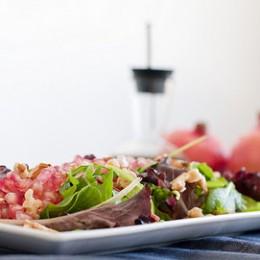 Fall Pomegranate Salad