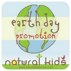 Natural Kids Earth Day Giveaway!!