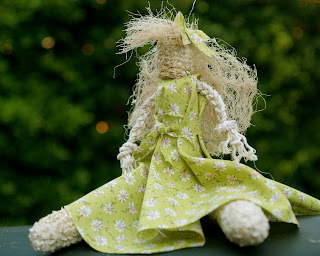 How To Make A Corn Cob Doll