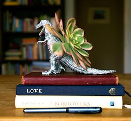 Dinosaur Planter For Dad :: A Handmade Father's Day Gift