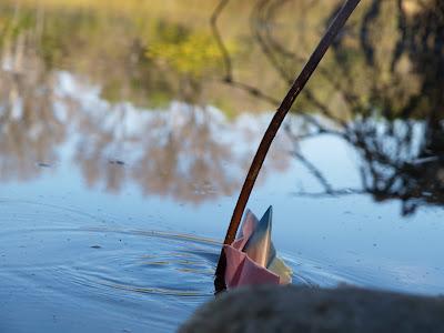 Make a Paper Origami Boat