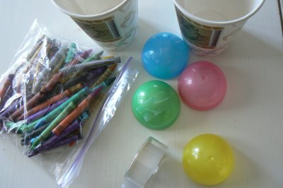 Tutorial for making an Earth Crayon.