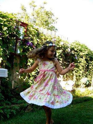 Fairy Princess Flower Crown.