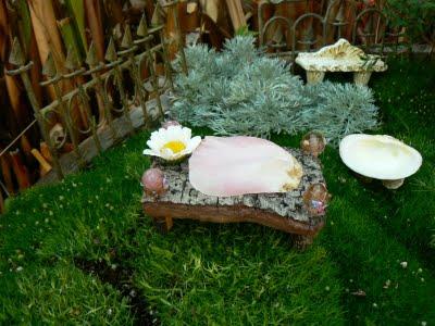 Enchanting Fairy Garden Furniture