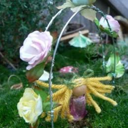 Tutorail : An Arbor For Your Fairy Garden
