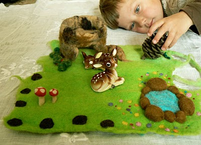 Discovering Waldorf – 'Playscapes for Imaginative Play'