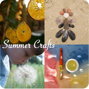 Summer Crafts   The Magic Onions