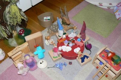 A Tea Party for all!