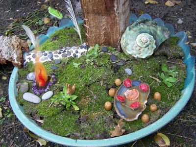Winners for the Fairy Garden Competion!!