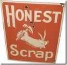 Honest Scrap Blogshare.
