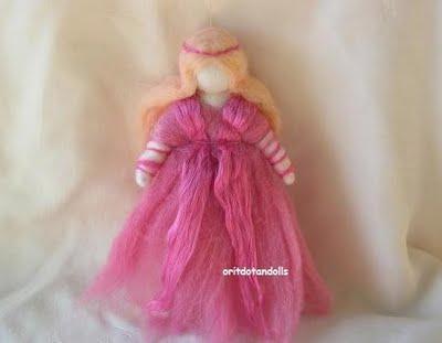 The Pumpkin Fairy.