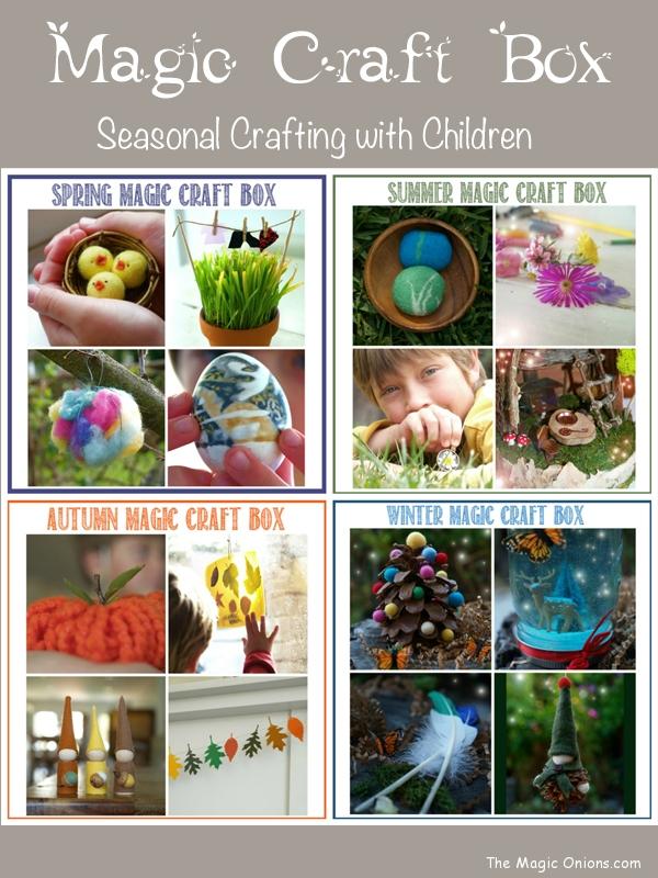 Magic Craft Box - www.theMagicOnions.com
