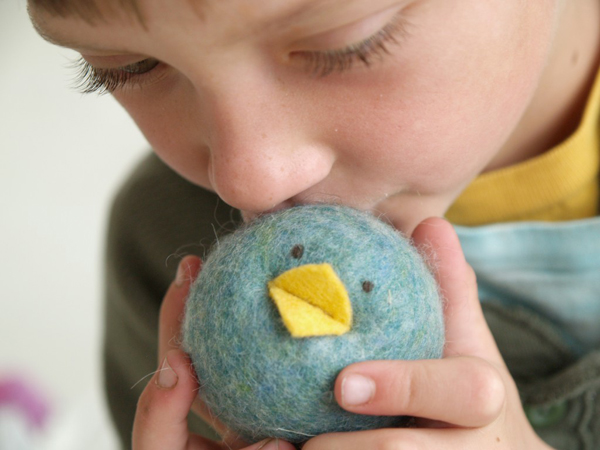 New Needle Felted Easter Treats at Fairyfolk