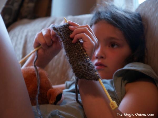 Handwork in Waldorf Schools - Discovering Waldorf ~ www.theMagicOnions.com