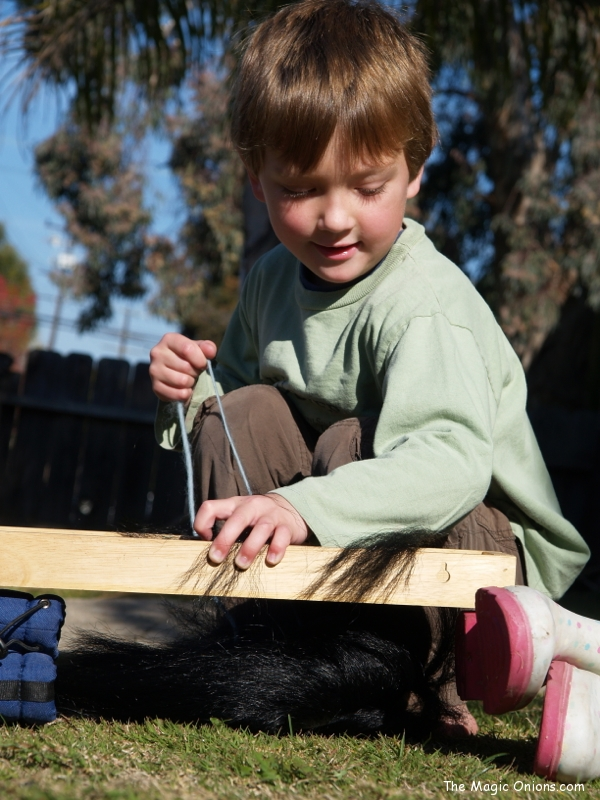 Play in Waldorf Education - Discovering Waldorf ~ www.theMagicOnions.com