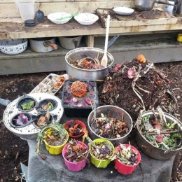 Discovering Waldorf :: Health Benefits to Playing in the Dirt