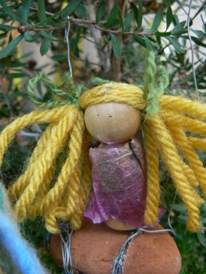Make Fairies for your Fairy Garden :: Fairy Gardens :: 2013
