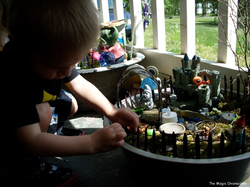 Fairy Garden Feature :: 2013 :: Four