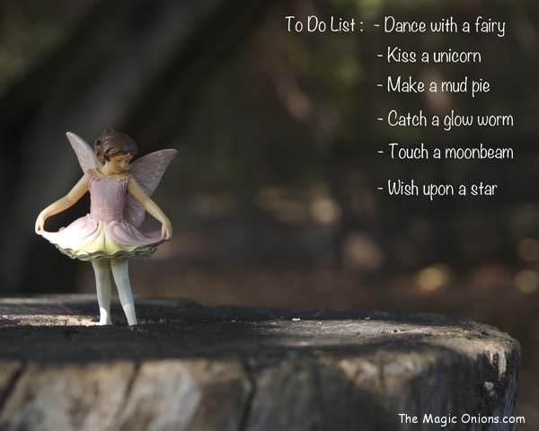 Flower Fairy : The Magic Onions ~ www.theMagicOnions.com