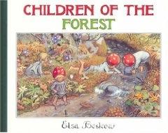 Children of the Forest - Elsa Beskow