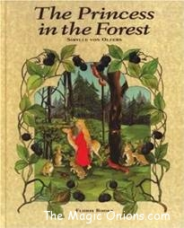 The Princess in the Forest - Sibylle Von Olfers