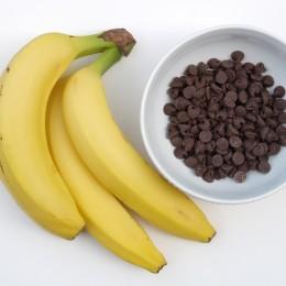Chocolate Banana Bites :: A Summer Treat