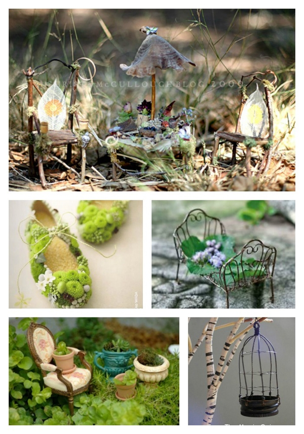 Fairy Gardens on The Magic Onions - www.theMagicOnions.com