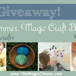 Giveaway – Summer Magic Craft Box!