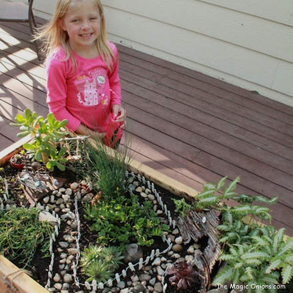 3rd Place Winner :: Fairy Garden Contest :: 2013!!