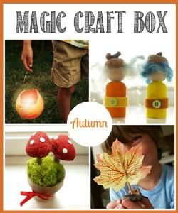 Magic Craft Box : Autumn / Fall : www.themagicOnions.com