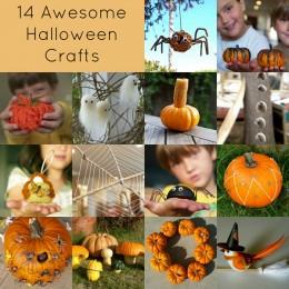 Our Best Halloween Crafts