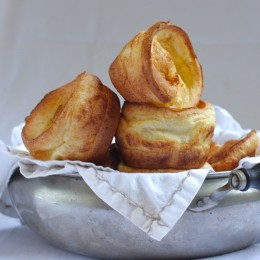 Yorkshire Pudding Recipe.
