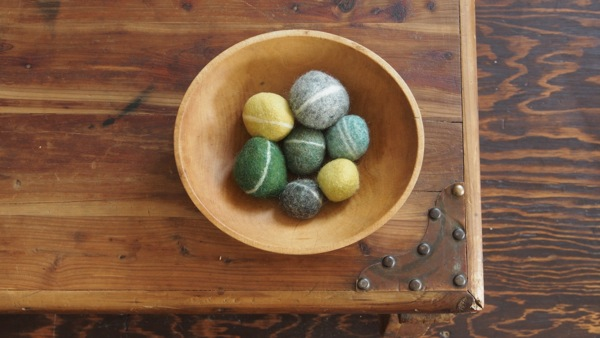 Felted Pebbles : www.theMagic Onions.com