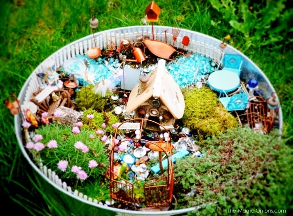 Fairy Garden Feature : ONE