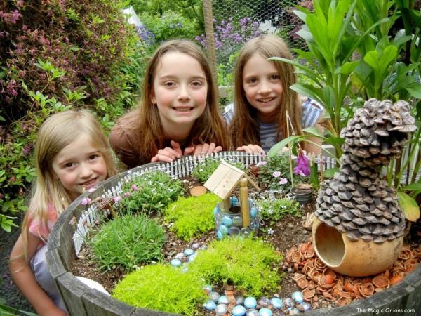 Fairy Garden Season!!!!