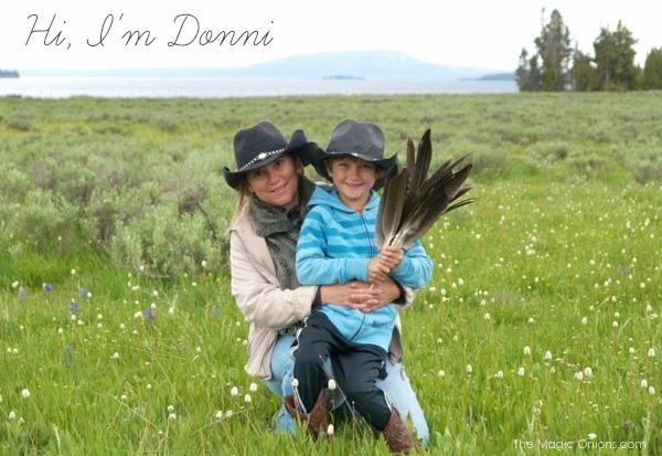 Donni Webber : The Magic Onions.com