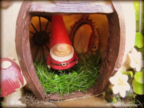 Gnome Garden on The Magic Onions
