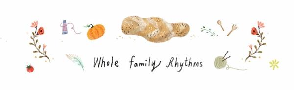 Whole Family Rhythms : www.theMagicOnions.com