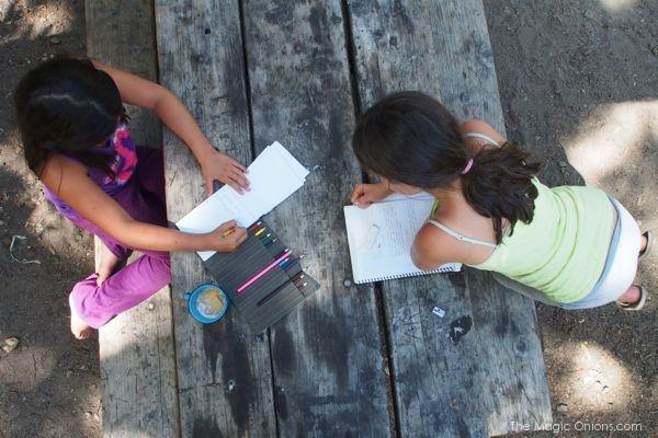 Camping Homework : Big Sur, CA : The Magic Onions.com