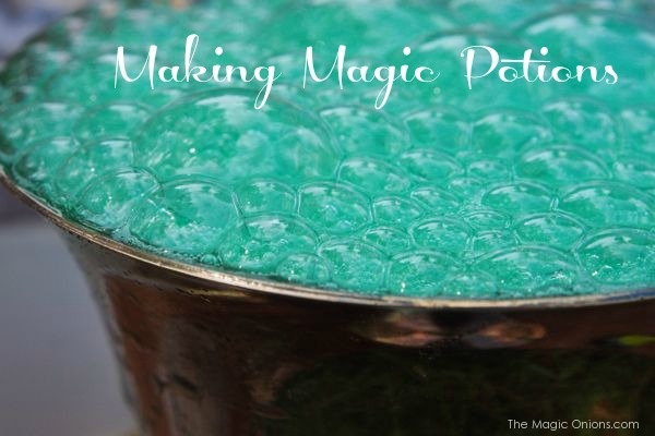 Making Magic Potions