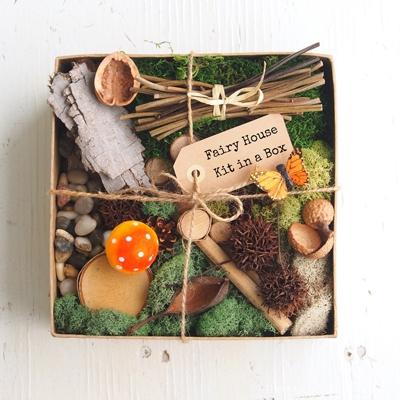 Fairy House Kit : The Magic Onions Shop