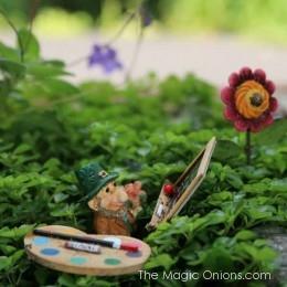 Fairy Garden Feature : ELEVEN
