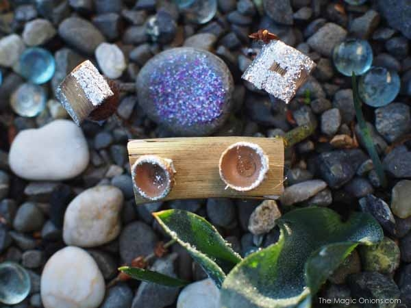 Fairy Garden Feature : TEN – The Frosty Fairy Garden